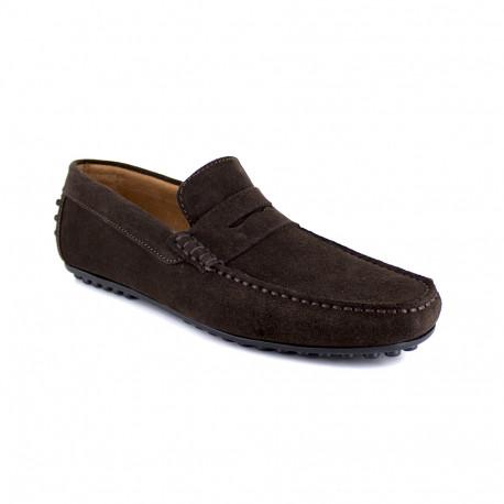Loafer J.Bradford Brown Leather
