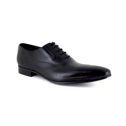 Richelieu J.Bradford Black Leather JB-BUNDABERG
