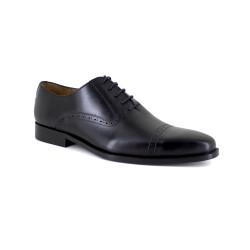 Richelieu J.Bradford Black Leather JB-CANAL