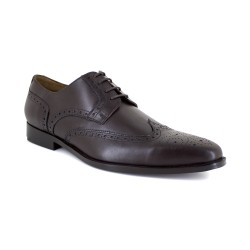 Derby J.Bradford Brown Leather JB-TITANE