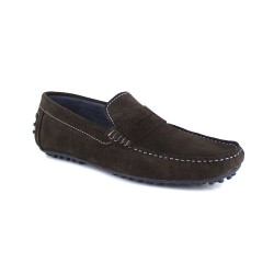 Loafer J.Bradford Brown Leather JB-VELERO