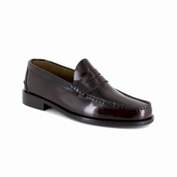 Loafer J.Bradford Brown Leather JB-COOPERL4