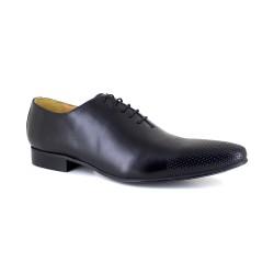 Richelieu J.Bradford Black Leather JB-BERGEN