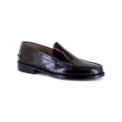 Loafer J.Braddford Burgendy Leather JB-BAXLEY
