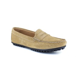 Loafer J.Bradford Sand Brown Leather JB-LEVANTE