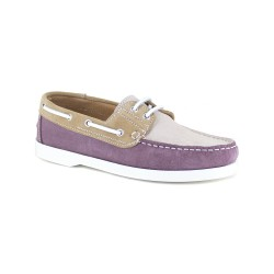Boat Loafer J.Bradford Mallow Leather JB-BABORD