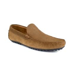Loafer J.BRADFORD Cognac Leather JB-ALIZE