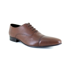 Richelieu J.Bradford Cognac Leather JB-BONN