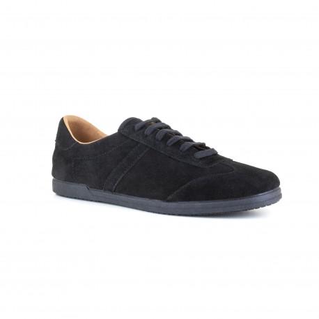 Mens Sneakers J.Bradford Black Leather JB-FLEX