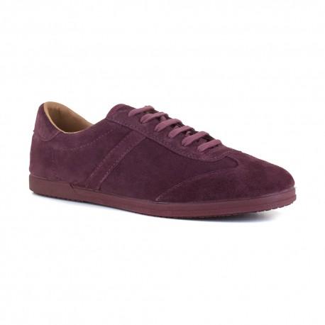 Mens Sneakers J.Bradford Burgundi Leather JB-FLEX