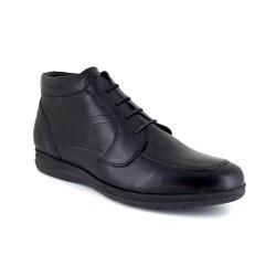 Mens Low Boot J.Bradford Black Leather JB-READING121