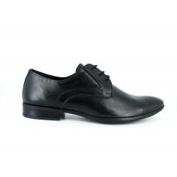 J.BRADFORD Chaussures Homme Derby De ville  FORDOUN Noir