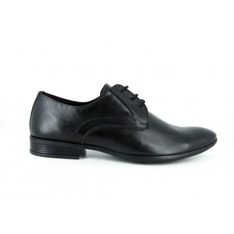 Richelieu J.Bradford Cuero Negro - Color - Negro, Talla Zapatos - 40