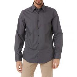 Shirt J.BRADFORD Dark Grey Fabric EDEN