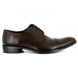 J.BRADFORD Chaussures Derby JB-GREG Marron