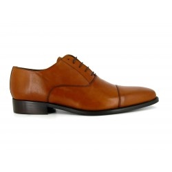 J.BRADFORD Chaussures Richelieu JB-ALEC Camel