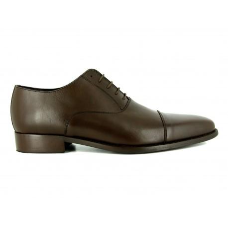 J.bradford Chaussures Richelieu JB-ALEC Marron - Chaussures Richelieu Homme