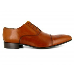 J.BRADFORD Chaussures Richelieu JB-DARVIN Camel