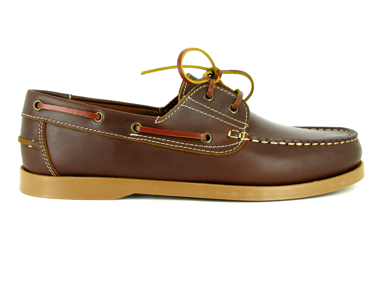 Bateau Homme Marron Boat bradford Chaussures J Ma Cuir ZiTOkuPX