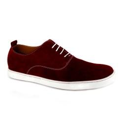 J.Bradford Shoes Tren bordeaux