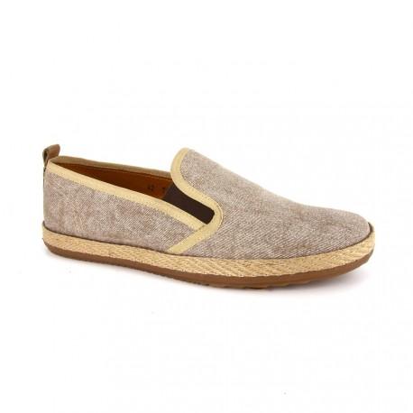 Slipper J.Bradford Textil Beige - Color - Beige, Talla Zapatos - 44