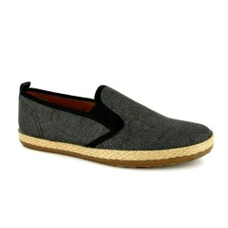 J.Bradford Shoes Slipper Trop black
