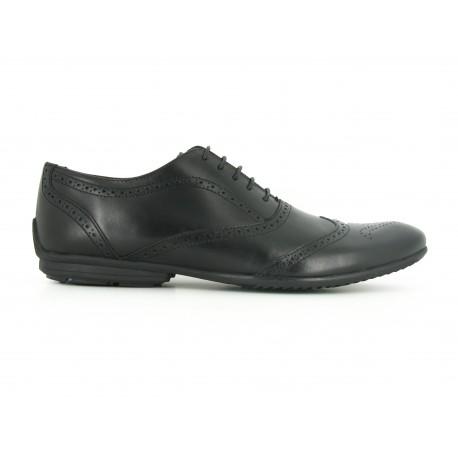 Richelieu J.Bradford Cuero Negro - Color - Negro, Talla Zapatos - 45