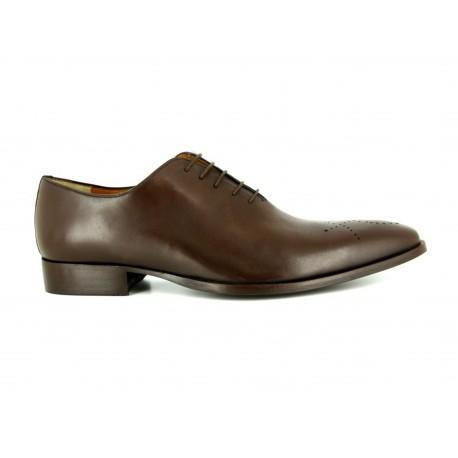 J.bradford Chaussures Richelieu JB-DALMAS Marron - Chaussures Richelieu Homme