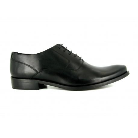 J.bradford Chaussures Richelieu JB-COTCH Noir - Chaussures Richelieu Homme