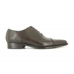 JBRADFORD shoe Richelieu ALEZ marron 07