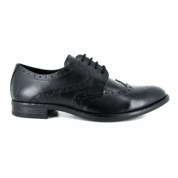 J.BRADFORD MAN SHOES FORDEL BLACK