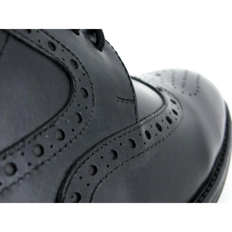 J.BRADFORD Chaussures Derby FORDEL Noir- Couleur - Noir d2tpynoT