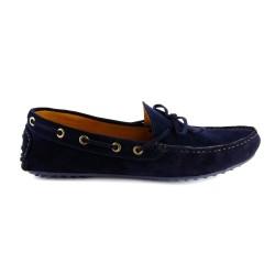 J.Bradford Chaussures Mocassin Benti marine
