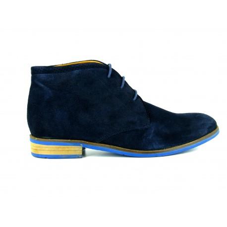bradford Cuir Homme Chaussures Jb Marine Bleu J Mainholm hdrtsQC