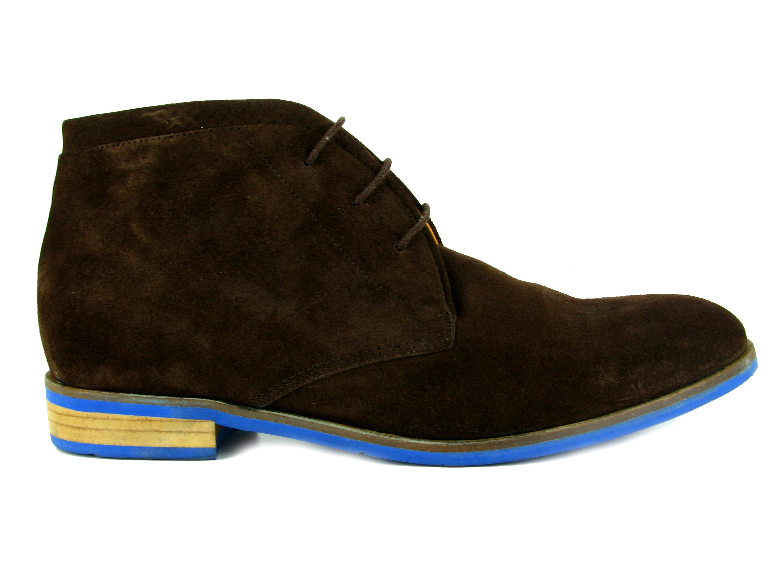 J.bradford Chaussures Boots JB-MAINHOLM Marron - Chaussures Boot Homme