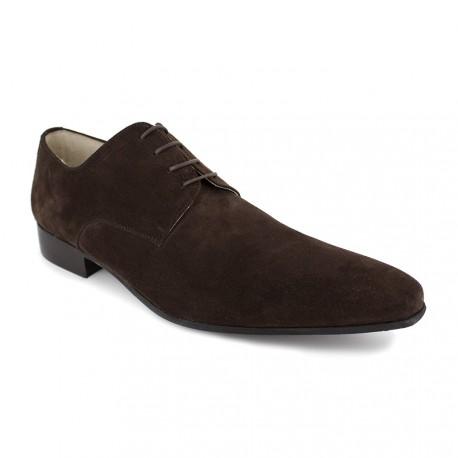 Mocasín J.Bradford Cuero Marron - Color - Marrón, Talla Zapatos - 46