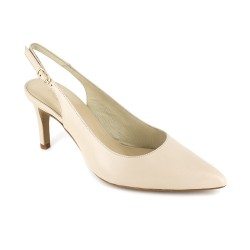 Stiletto J.Bradford Beige Leather JB-GALA