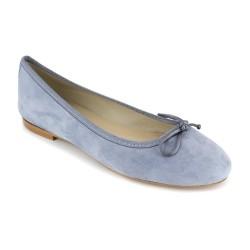 Ballerina J.Bradford Cuero Light blue JB-MIRIAM