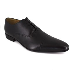 J.BRADFORD Richelieu Shoes JB-DARIUM Black