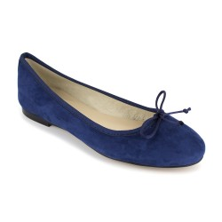Ballerina J.Bradford Light Blue leather JB-MIRIAM