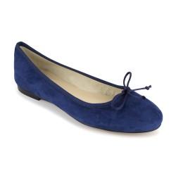 Ballerina J.Bradford Light Blue leather JB-MIRIAM