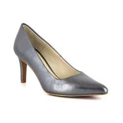 Stiletto J.Bradford Grey Leather JB-LARA
