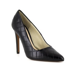 Stiletto J.Bradford Black Shoes JB-LUCIA