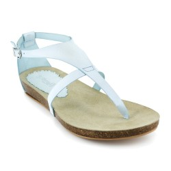 Sandal J.Bradford Light Blue Leather JB-AMBAR