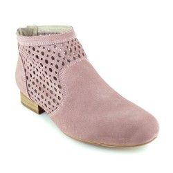 Boot J.Bradford Pink Leather JB-AMY