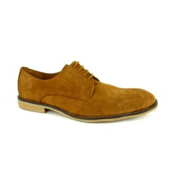 J.Bradford Shoes Derby Frenchi Camel