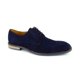 J.Bradford Shoes Derby Frenchi navy