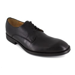 Derby J.Bradford Black Leather JB-FORCE