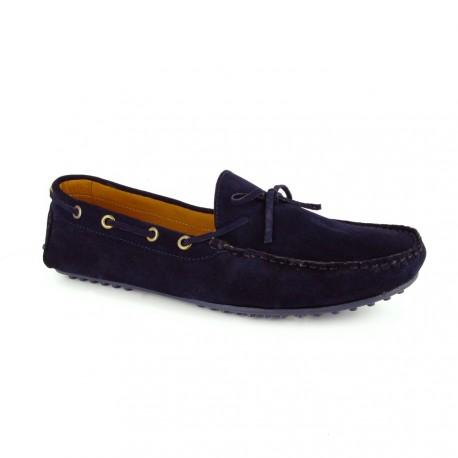 J.Bradford Shoes Loafer Benpa navy