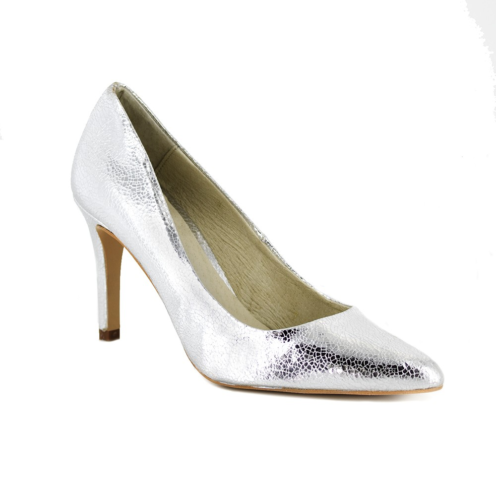 b59cd7f0e709 Stiletto J.BRADFORD Silver Shoes JB-ADA